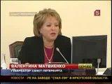 Губернатор Санкт-Петербурга про лазер и сосули:))))